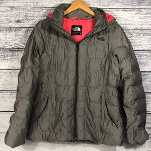 The North Face 550 Puffer Goose Down Coat